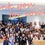 2017年9月開催 看護留学同窓会兼壮行会を振り返る。
